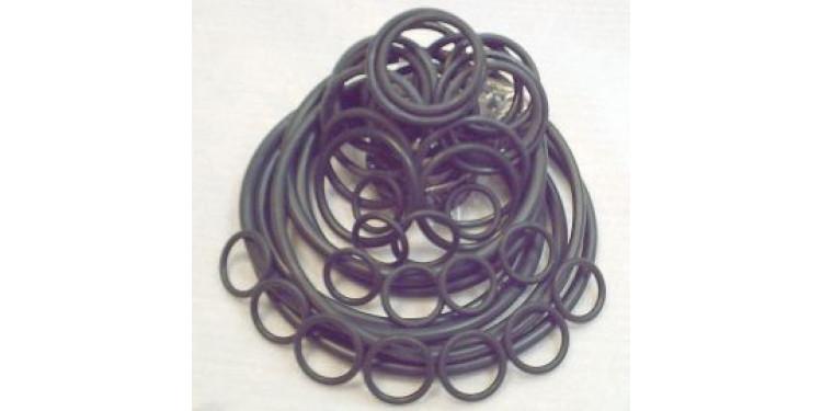 Кольца уплотнительные круглого сечения: