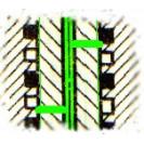 Уплотнения поворотных соединений, гидрошарниров: